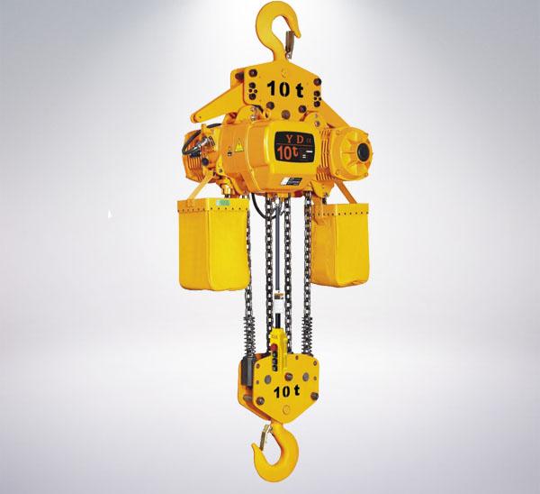 环链电动葫芦拆装
